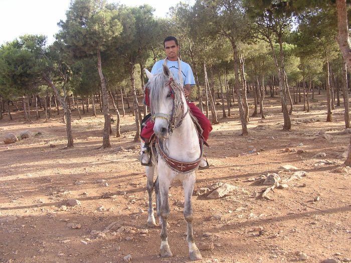 c moi avec mon cheval