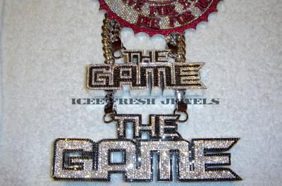 the game my fan
