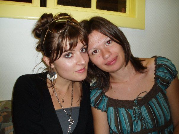 flo and me
