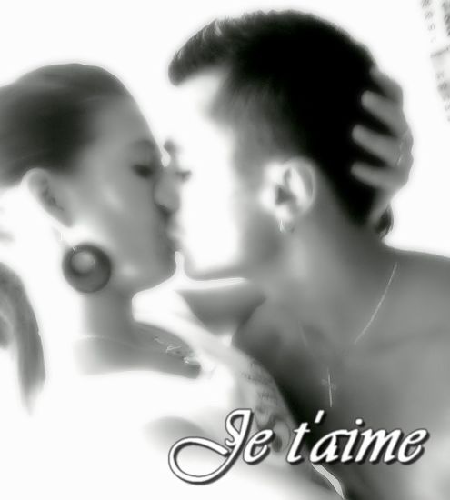 Lui (l) et moi