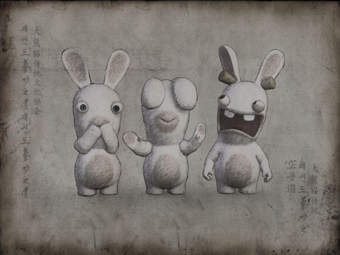 Les lapins cretins