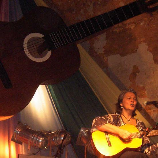 Festival GUITARE ET CHANT 2008 à Larache au Maroc