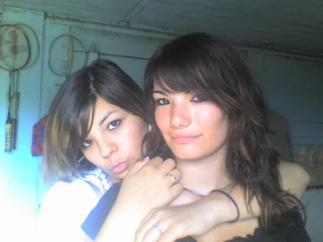 moi et ma sister forever =) <3