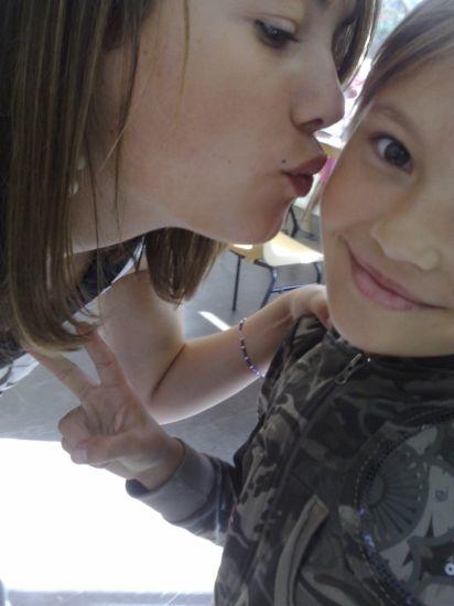 Moi & Sarah =)