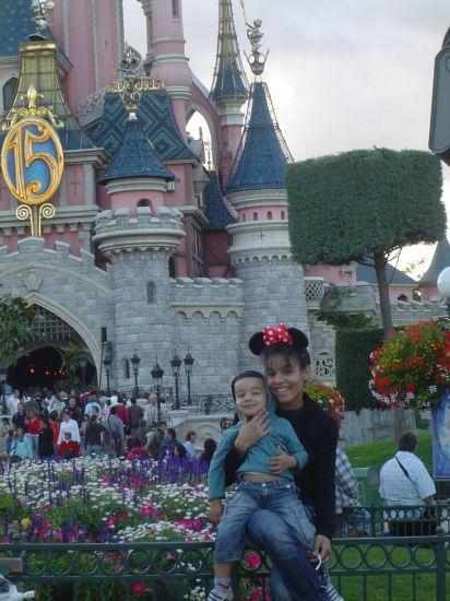 Seb & Me à Disney (L)