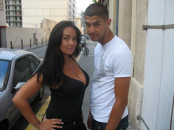 Avec Sonia Carrere