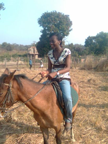 tt doux cheval