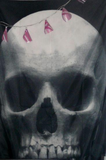 ma tête de Mort =D <3(soyez pas choker xD)
