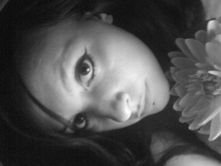 La fleur de l0tus & m0ii [black&white]