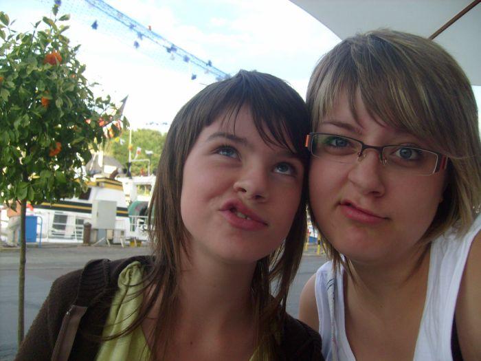 Manon && Moi x3