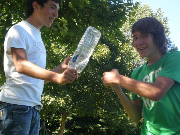 Lucas & Nolan