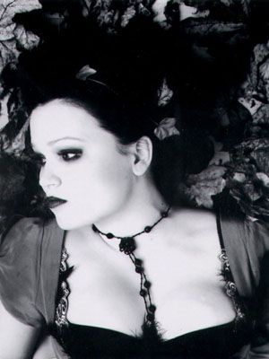 Tarja turunen ( ex chanteuse du groupe nightwish )