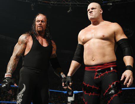 brother of destruction (undertaker & kane
