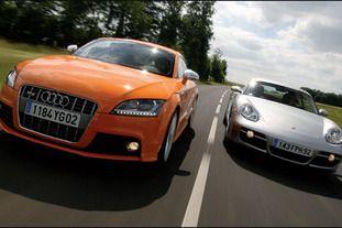 Audi vs Porsche