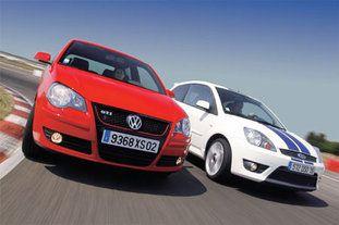 Volkswagen vs Ford