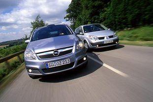 Opel vs Renault