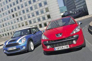 Peugeot vs Mini