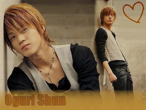 Waaa Shun Oguri <33 :P