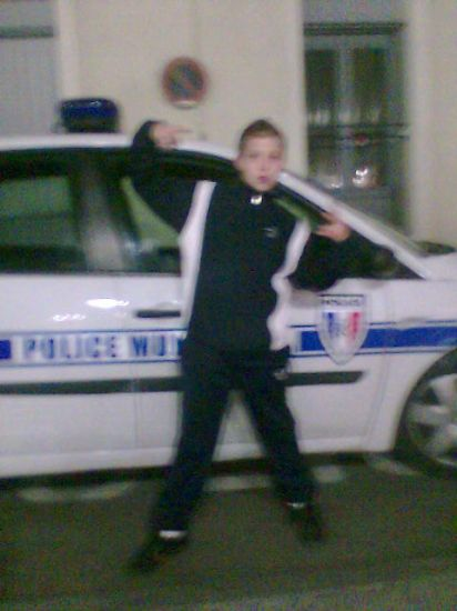 nike la police