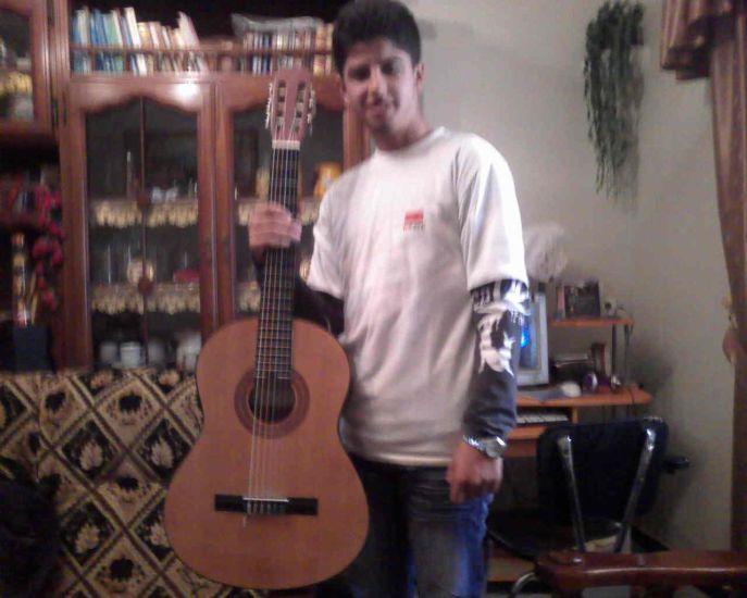 ma guitara