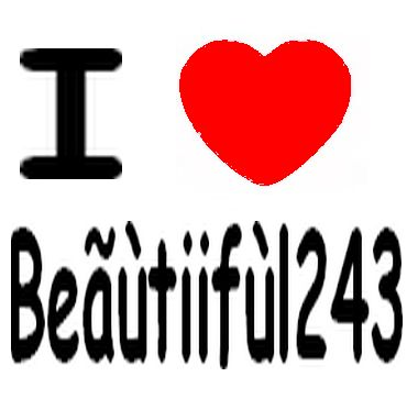 i lOve beautiiful243