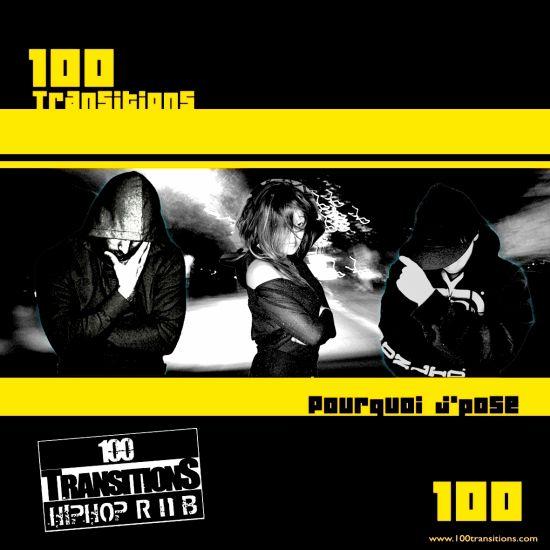 pochette album 100 transitions