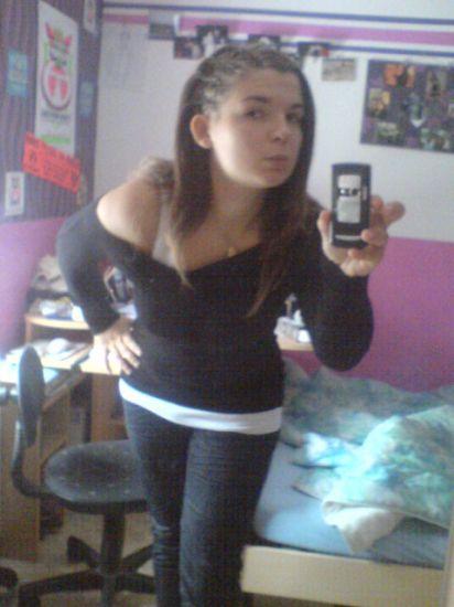 devant le miroir ^^