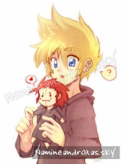 Axel & Roxas :)