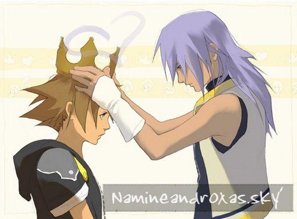 Sora & Riku :D