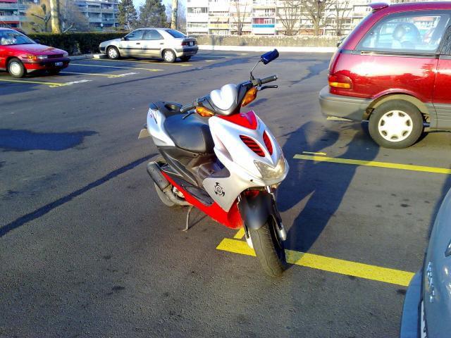 mon scoot avant le permis ! mnt va avoir du gros changement