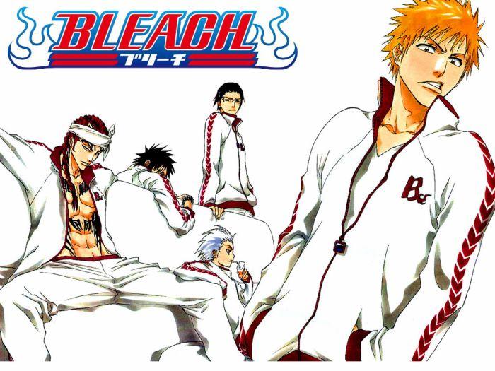 Special bleach's men x)