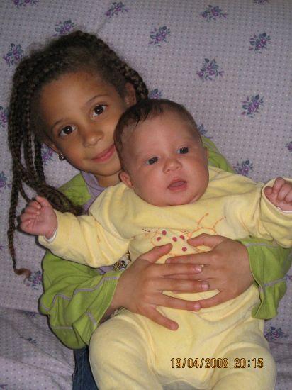 Alicia et Typhaine