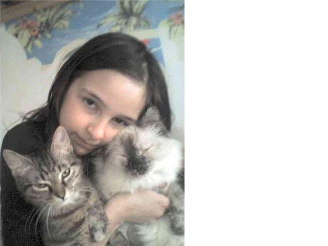 moi et mes chaton