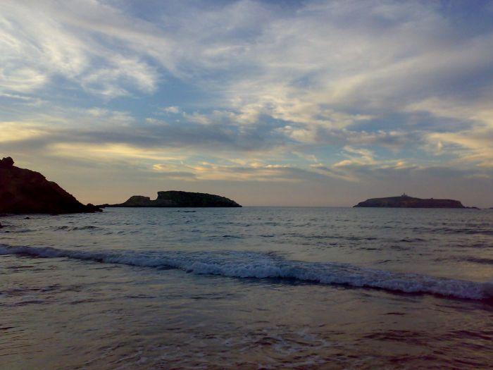 L plage de rechgoun