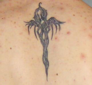 Mon symbole graver à vie !