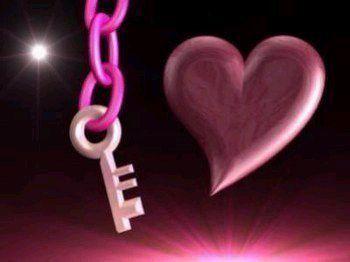 La clé de mon coeu r