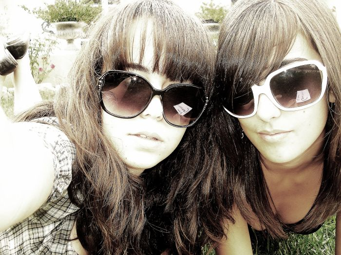 Sista & Moi =)