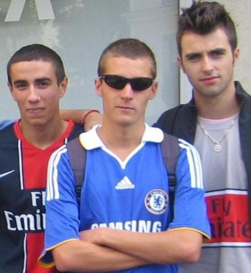 Fabrice, NiCKO et Moi