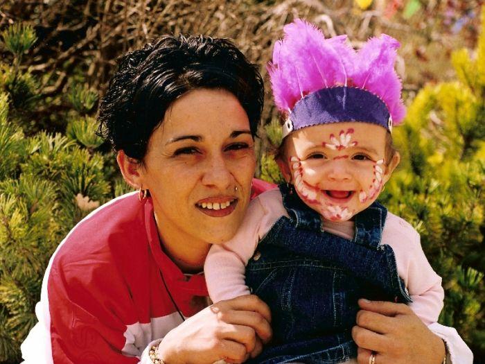 moi et ma fille séréna