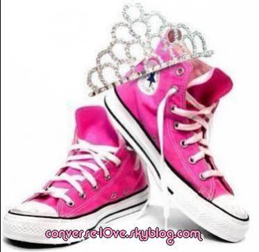 converse girl !!
