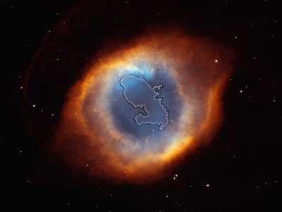 Madinina dans l'espace...