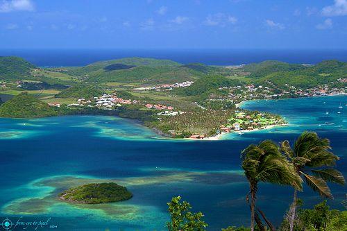 sud de la Martinique