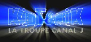 Retouche Logo officiel KidToniK