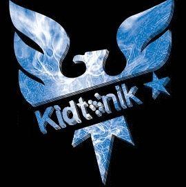 Retouche logo tecktonik en  KidToniK