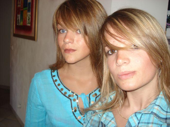 lou and me