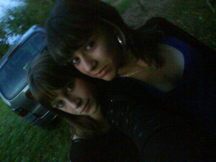 Laura &Moi. <3