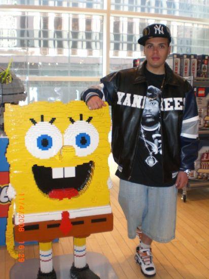 sponge bob lol and me