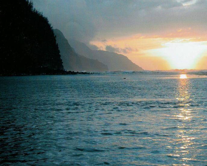 coucher de soleil en tailande avec maurice53