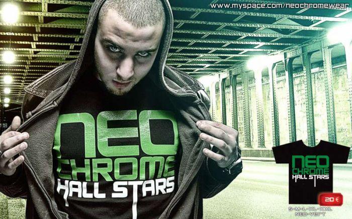 neochrome wear