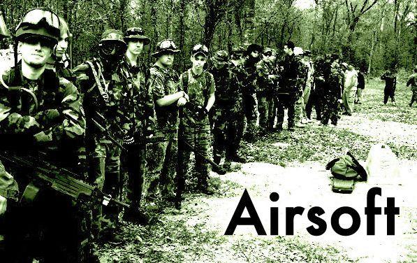 Voila l'Airsoft